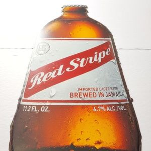 Red Stripe Jamaican Lager